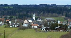 Frühling in Hohenweiler