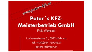 Photo of Peter´s KFZ Meisterbetrieb