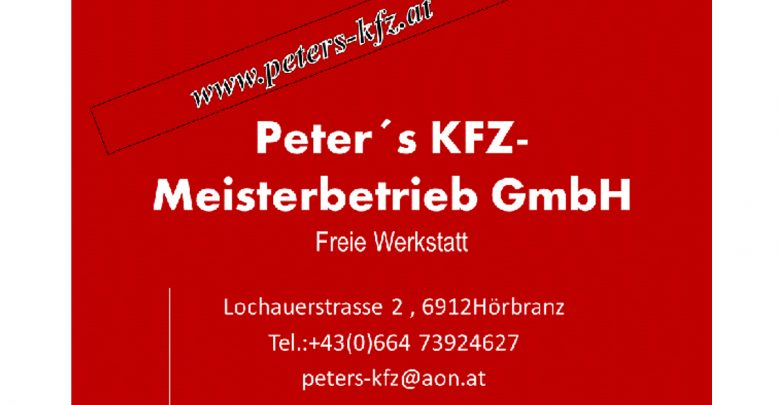 Peters KFZ