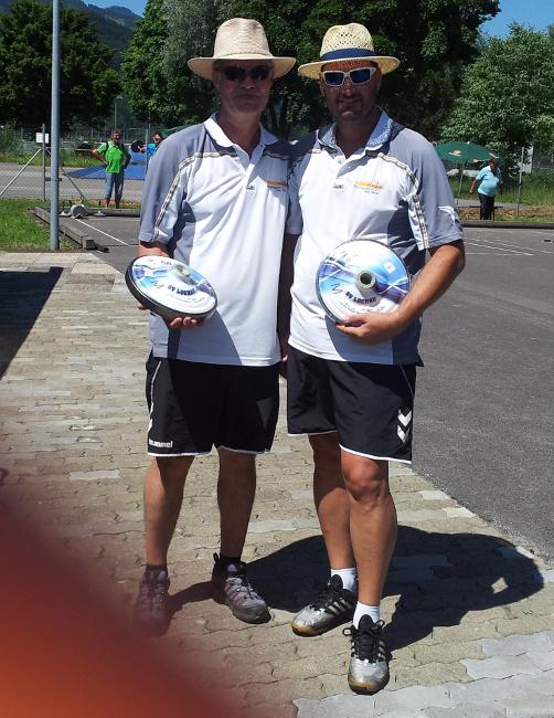Stocksport - Duo Nenzing Rang 1