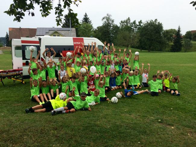 SC H Fussballnachwuchscamp2015