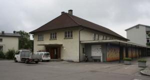 Festhalle Sanierung