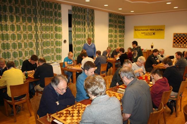 Schach Weihnachtsturnier 2015