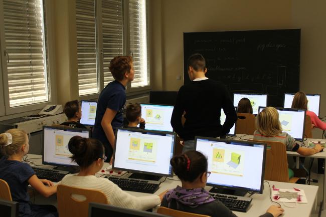 Lochau Mitelschule Anmeldung Februar 2016