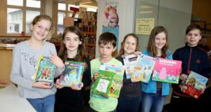 Lochau Bücherei Spielothek 2016