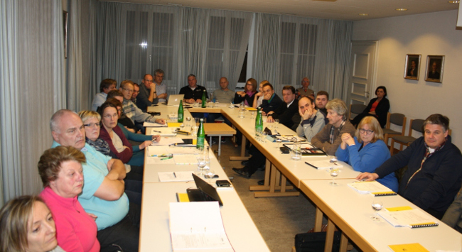 Lochau GV Sitzung BUDGET Beschluss 2016