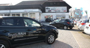 Toyota WALTER Autotage März 2016