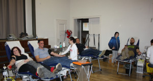 Lochau Blutspendeaktion