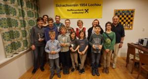 Lochau Schach Nachwuchsturnier Abschluss März 2016