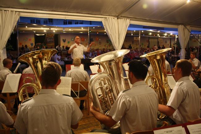 Lochau Dorffest Juli 2016