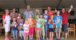 Lochau Kinderolympiade 2016