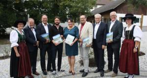 Buchpräsentation DAS LEIBLACHTAL Regio 2016