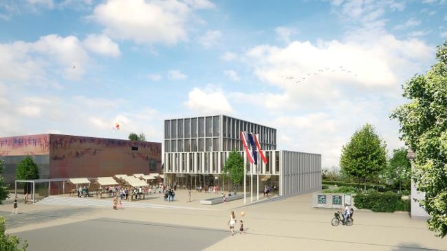 Lochau Gemeinschaftshaus NEU Symbolfotos