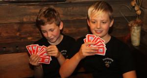 Preisjassen Kinderfasching 2016