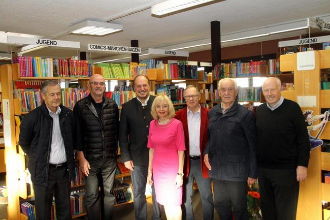 30 Jahre Bücherei Hörbranz