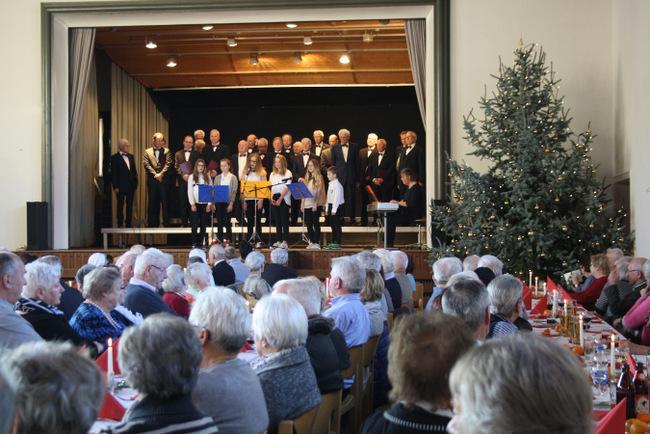 Senioren Adventfeier 2016