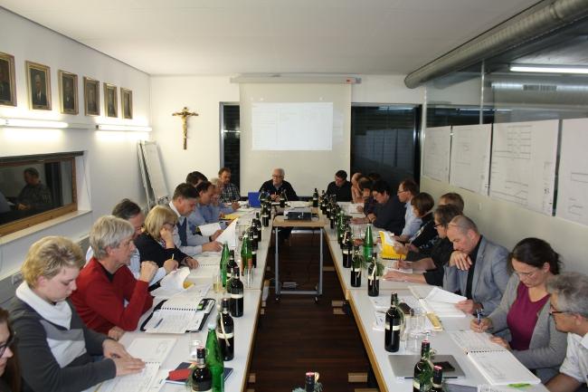 Lochau Budget GV Sitzung Dezember 2016