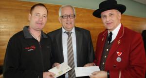 Lochau MITANAND Geldübergabe 2017