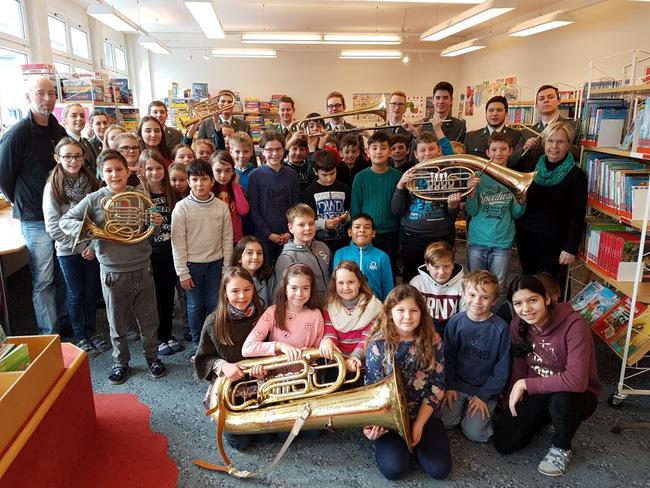 Lochau Musikverein Militärmusik 2017
