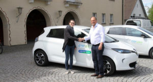 Caruso Carsharing in Hörbranz