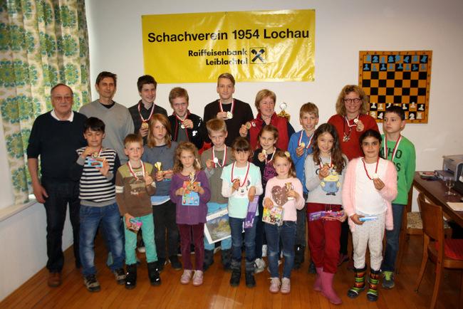 Schach NW Abschlussturnier 2017