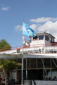 Lochau Blauer Anker AUDITIERUNG Hafen 2017