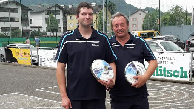 Duo 2017 Bludenz Platz 1