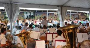 Militärmusik Sommerkonzert 2017