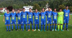 Lochau Fußball SVL gegen Brederis 2017