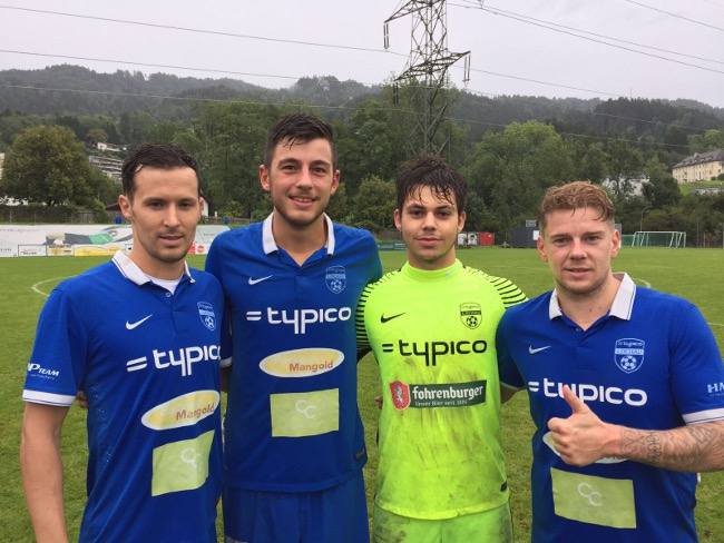 Lochau Fußball SVL ggn Ludesch 09 2017