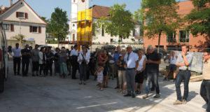 Lochau Gemeinschaftshaus Firstfeier