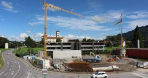 Lochau SPAR Neubau
