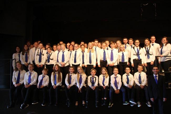 MV Hörbranz Jahreskonzert 2017