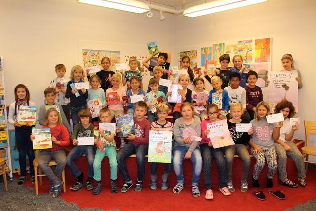 Lochau Bücherei LESESOMMER 2017