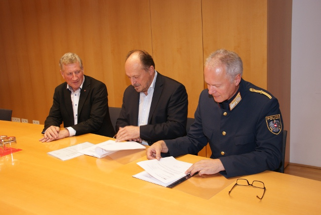 Polizei_Umbau_Kronenareal