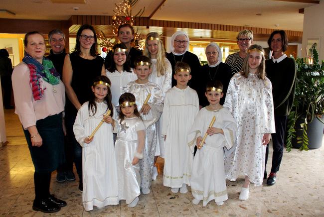 Jesuheim Weihnachtsfeier 2017