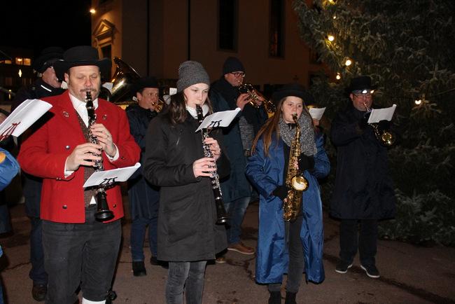 Lochau Illuminierung 2017