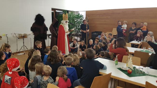 Musikverein Nikolausfeier 2017