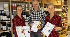Ölmühle SAILER Auszeichnungen 2018