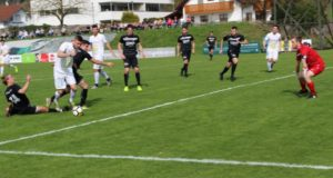 SV Lochau Spiel gegen Göfis 2018