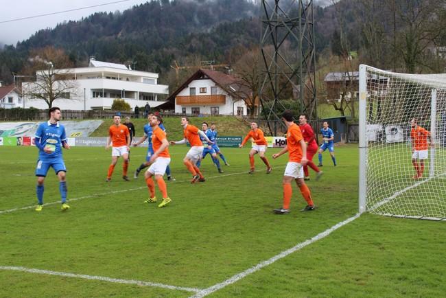 Spiel SVL gegen Gaißau 2018