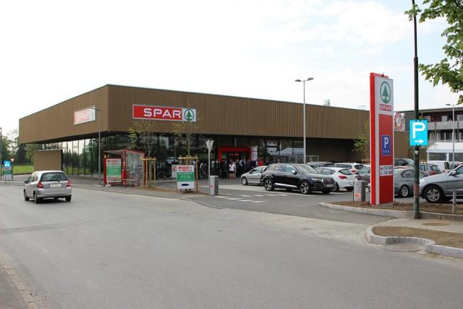 Eröffnung Spar Lochau 2018