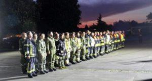 Feuerwehrkreisübung 2018