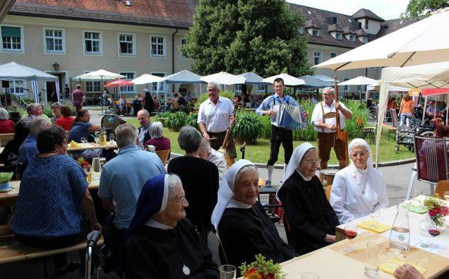 Jesuheim Lochau Sommerfest 2018