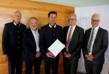 Polizei Kommandant in Lochau 2018