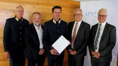 Bild von KontrInsp Alexander Hamerl neuer Leiter der Polizeiinspektion Lochau