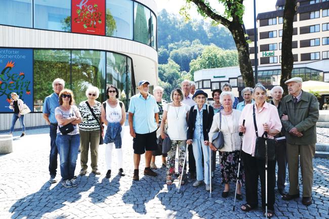Seniorenausflug 2018