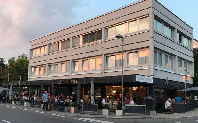Lochau Platzhirsch CAFE LOUNGE