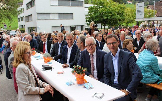 Eröffnung Lochauer Gemeindehaus 2018