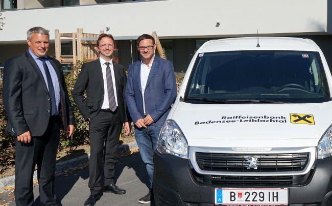 Raiffeisen AUTO SPONOR Sozialzentrum Hörbranz 10_2018